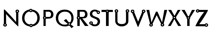 Blacksmith Delight Font UPPERCASE