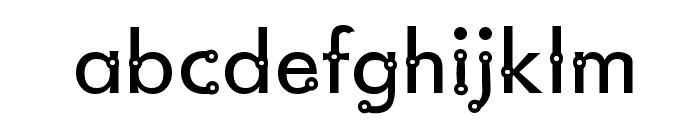Blacksmith Delight Font LOWERCASE