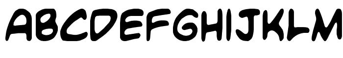 Blambot-Custom Font LOWERCASE