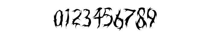 Blanksack Immortal Font OTHER CHARS