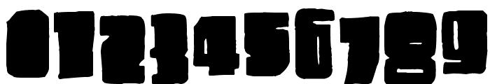 Blck Plain Font OTHER CHARS