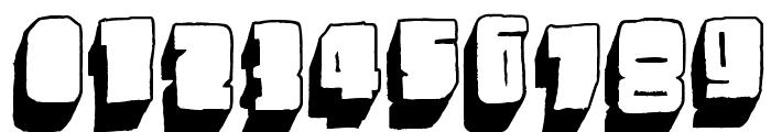 Blck Font OTHER CHARS