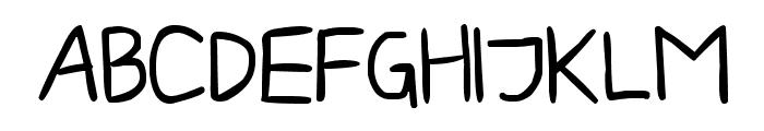BleeGuysES Font UPPERCASE