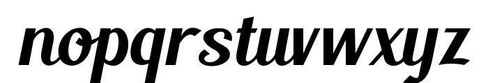 BlendaScript Font LOWERCASE