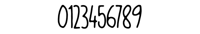 Blikfang DEMO Regular Font OTHER CHARS