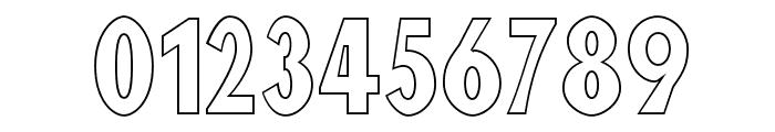 Blink 'Liner Font OTHER CHARS