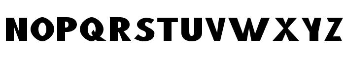 Blink Ultra Wide Font UPPERCASE