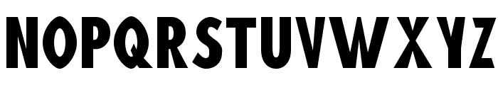 Blink Font UPPERCASE