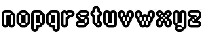 Blippia Font LOWERCASE
