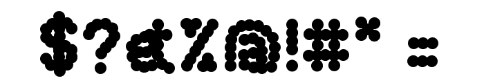 BlissYeah Font OTHER CHARS