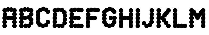 BlissYeah Font UPPERCASE