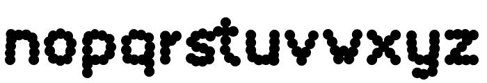 BlissYeah Font LOWERCASE