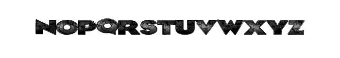 BlkLite Font UPPERCASE