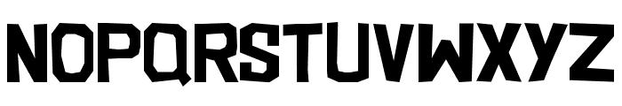 BlockemSockem Font UPPERCASE