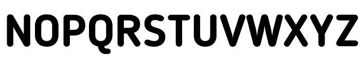 BloggerSans-Bold Font UPPERCASE