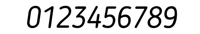 BloggerSans-Italic Font OTHER CHARS
