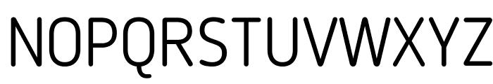 BloggerSans-Light Font UPPERCASE