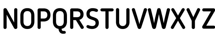 BloggerSans-Medium Font UPPERCASE