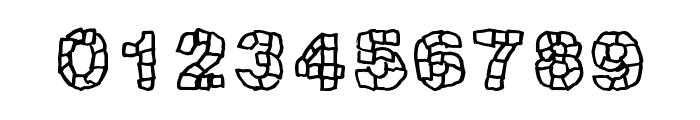 Blokqued Font OTHER CHARS