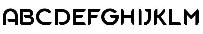 Blue Font UPPERCASE