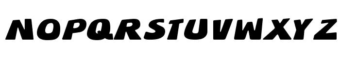 BlueStone Font UPPERCASE