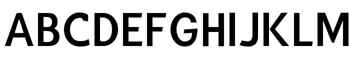 Bluebird Light Narrow Font UPPERCASE