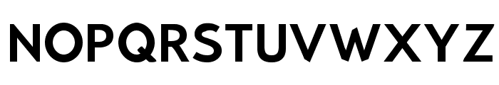 Bluebird Font UPPERCASE