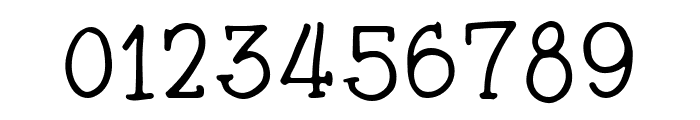 Blueshire Regular Font OTHER CHARS