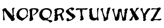 Blumenbuch Beta Font LOWERCASE