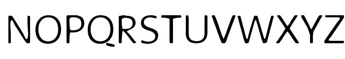Blurmix Font UPPERCASE
