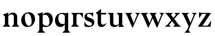 BluuNext-Bold Font LOWERCASE