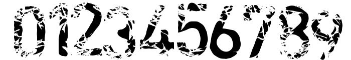 blabloosy Medium Font OTHER CHARS
