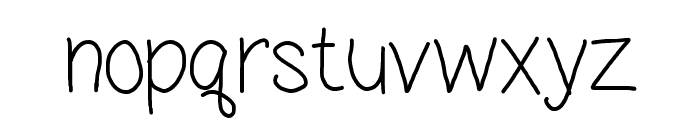 blessed assurance Font LOWERCASE