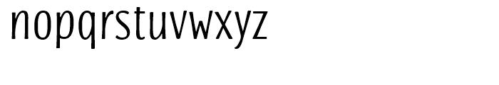 Blend Bold Font LOWERCASE