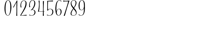 Blend Caps Font OTHER CHARS