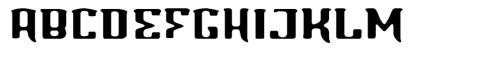 Blinddate Regular Font UPPERCASE