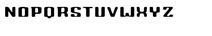 Blinddate Regular Font LOWERCASE