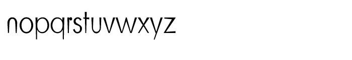Blitz Condensed Thin Font LOWERCASE