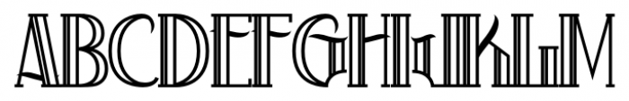 Black Label Whiskey Regular Font LOWERCASE