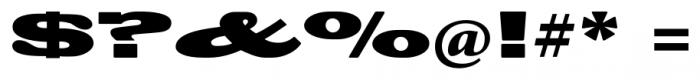 Blackoak® Std Regular Font OTHER CHARS