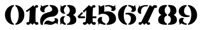 Blacksmith JNL Regular Font OTHER CHARS