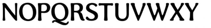 BLT Heirloom Regular Font UPPERCASE
