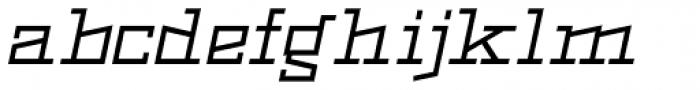 Black Bear Italic Font LOWERCASE
