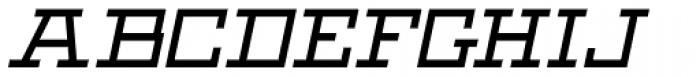 Black Bear Medium Italic Font UPPERCASE