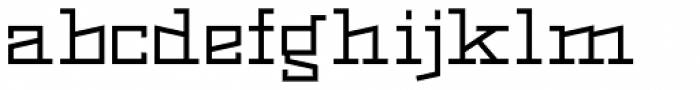 Black Bear Regular Font LOWERCASE