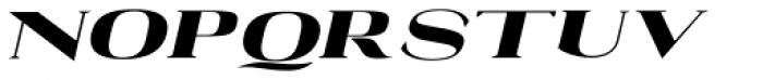 Black Feud Tilted Font LOWERCASE