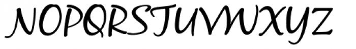 Black Jack Font UPPERCASE