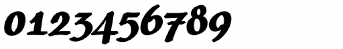 Black Market DTC Black Font OTHER CHARS