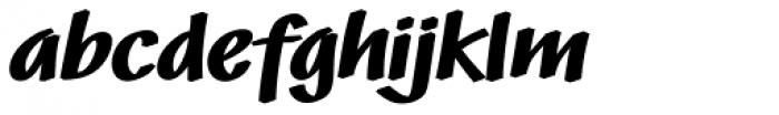 Black Market DTC Black Font LOWERCASE