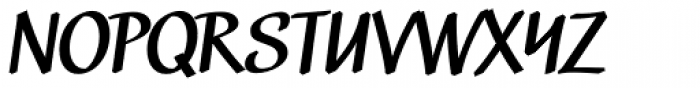 Black Market DTC Medium Font UPPERCASE